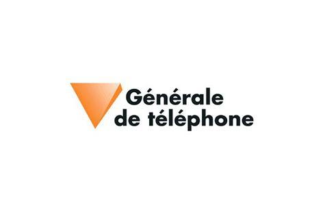 Logo générale de téléphone
