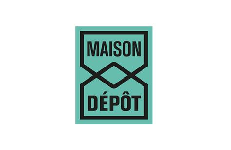 logo maison depot