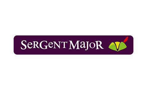 logo sergent major
