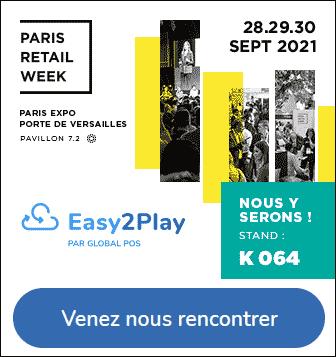 Easy2Play à la retail Week 2021